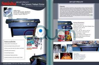 Brochure and Catalogs
