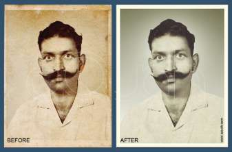 Photo Retouching/Restoration